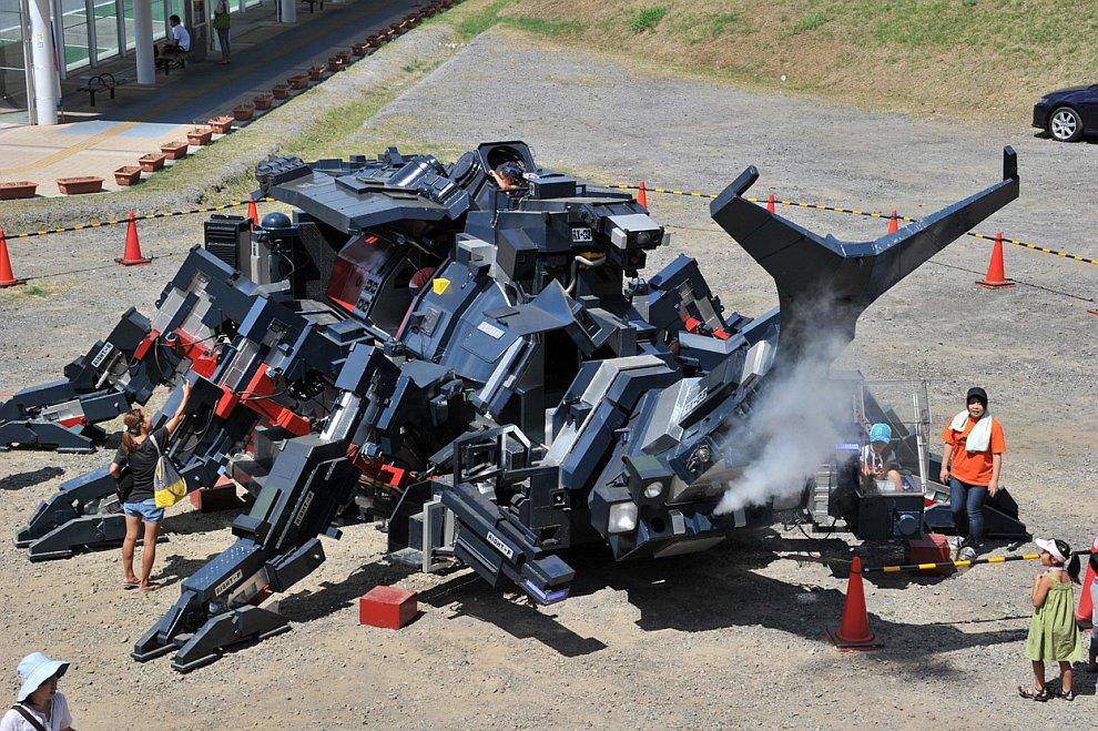 робот-жук Kabutom RX-03