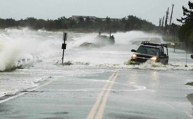 Атлантический ураган Сэнди