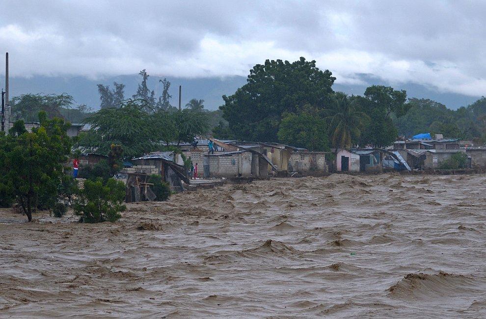 Так выглядел Порт-о-Пренс в Гаити 25 октября 2012