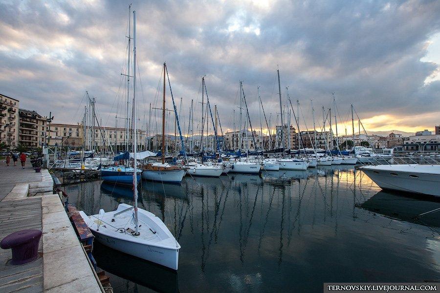 Галопом по Европам: Сицилия
