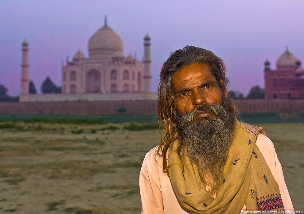 Тадж Махал — жемчужина Индии