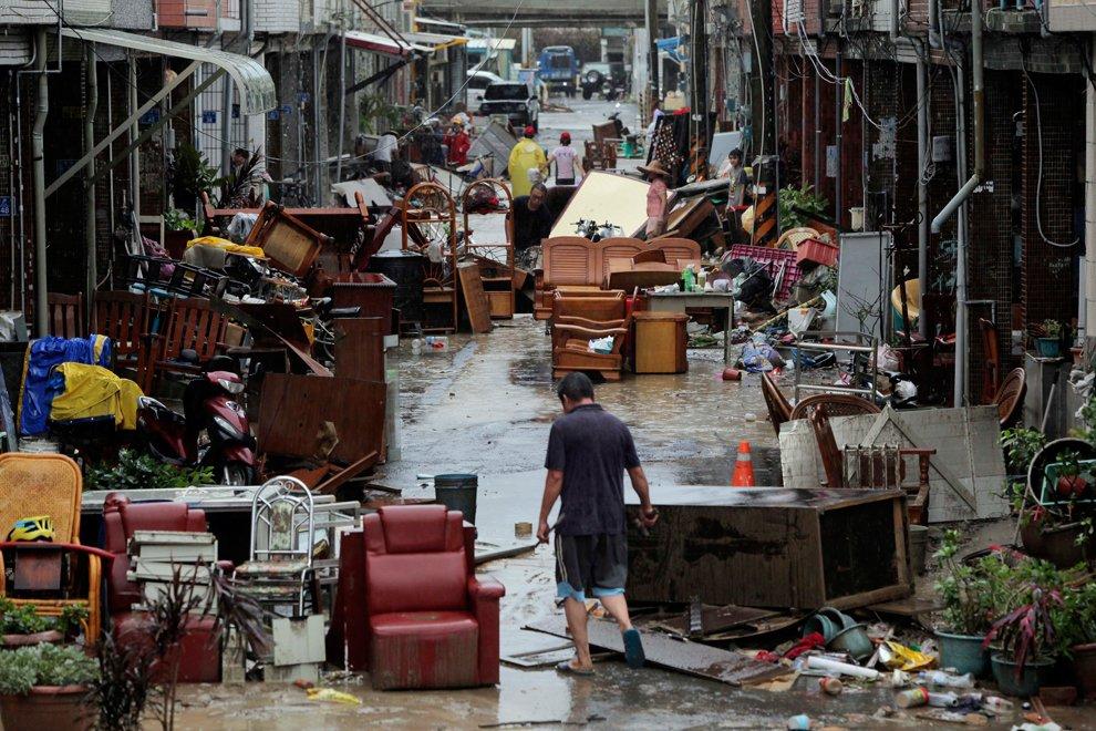Тропический шторм Тембин
