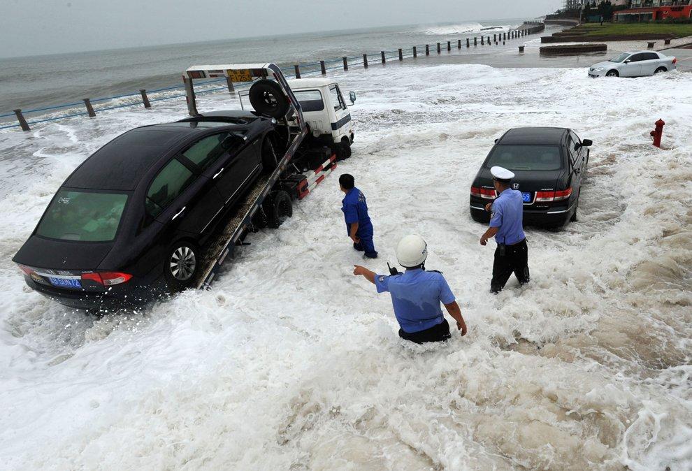 Тайфун «Болавен»