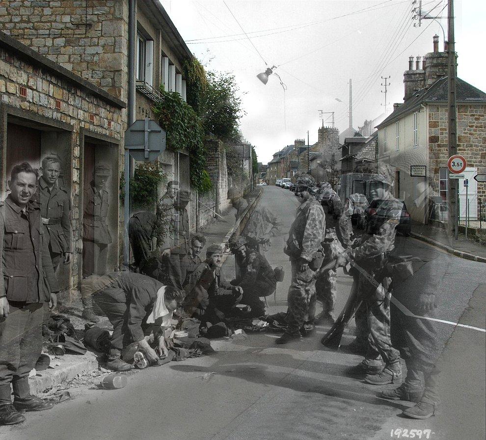 Франция, 1944 год