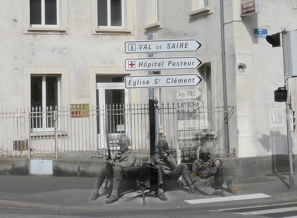 Шербур, Нормандия, Франция