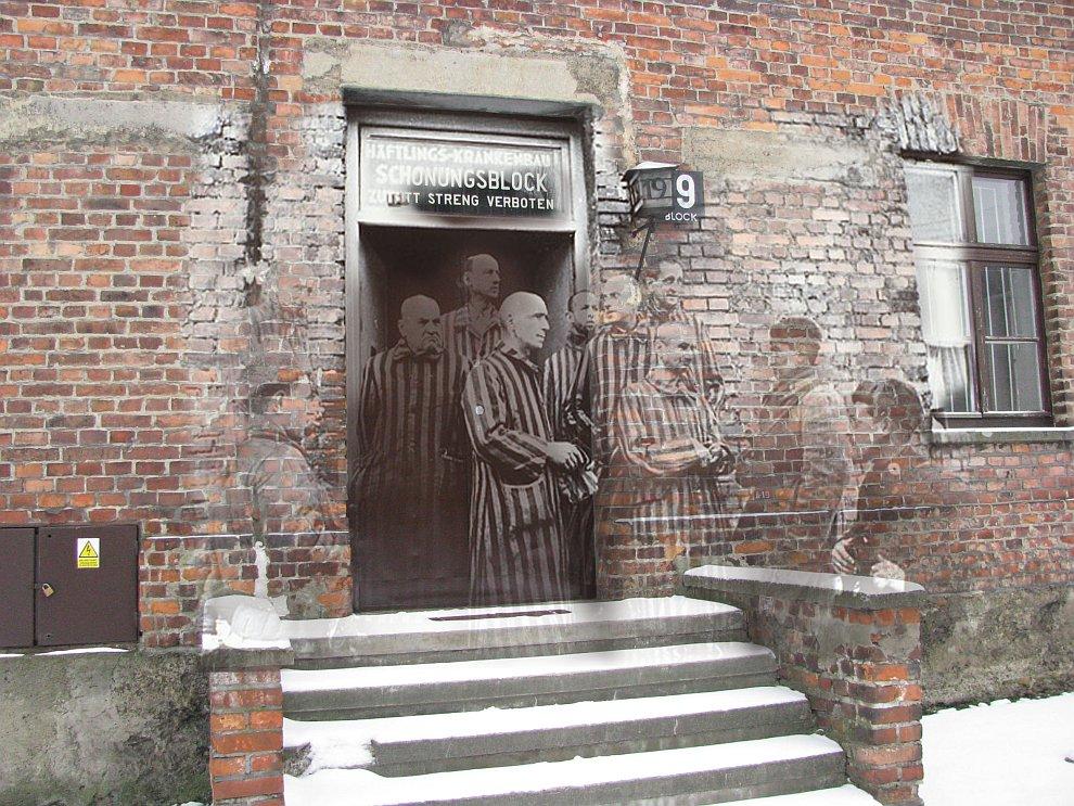Конценлагерь Освенцим