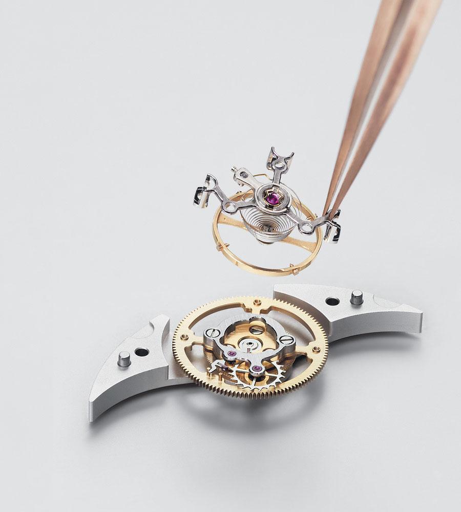 Как выглядят часы за 800 тысяч долларов