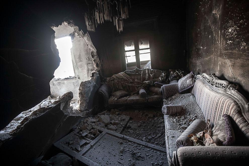 Руины Алеппо. Гражданская война в Сирии уничтожает один из самых древних городов мира