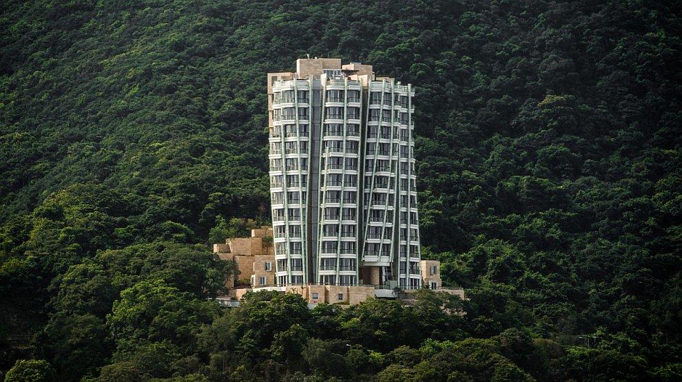 Жилое здание Opus Hong Kong