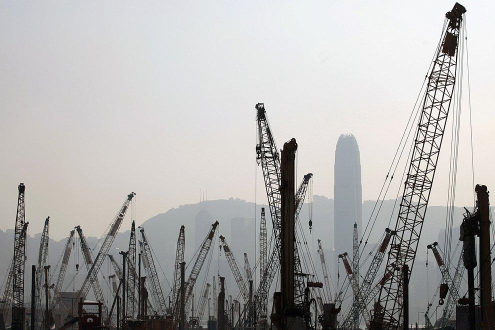 Китай строится