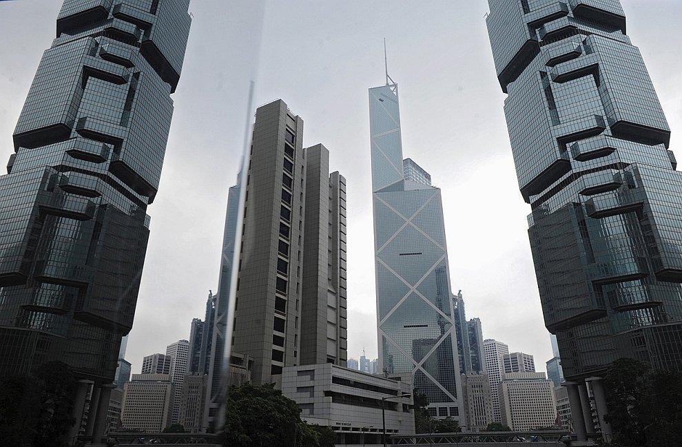 Офисы и торговые центры в Гонконге
