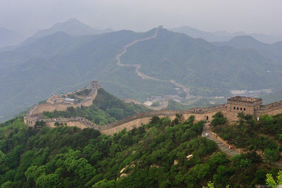 Великая китайская стена. Бадалин