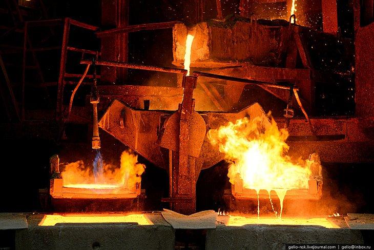 Как производят медь