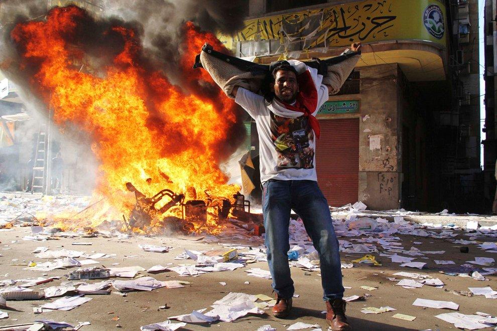 Даже бывший президент Хосни Мубарак не позволял себе такого