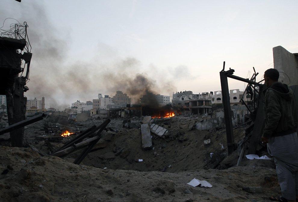 Город Газа