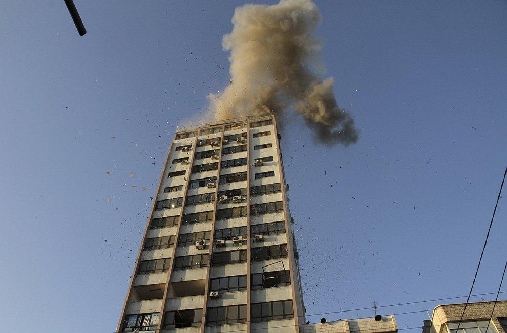 С начала боевых действий 14 ноября Израиль нанес по сектору Газа более 1 000 авиаударов
