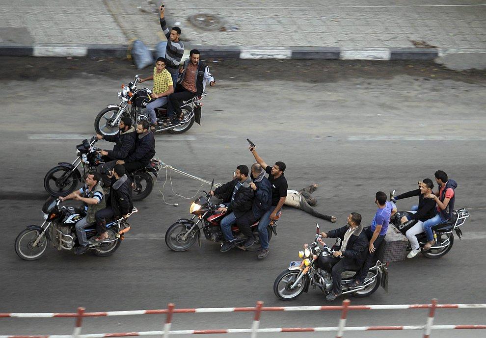 20 ноября в Газе хамасовцы расстреляли 6 человек