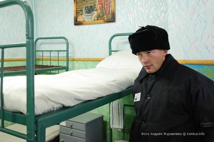 Репортаж из исправительной колонии в Бобруйске