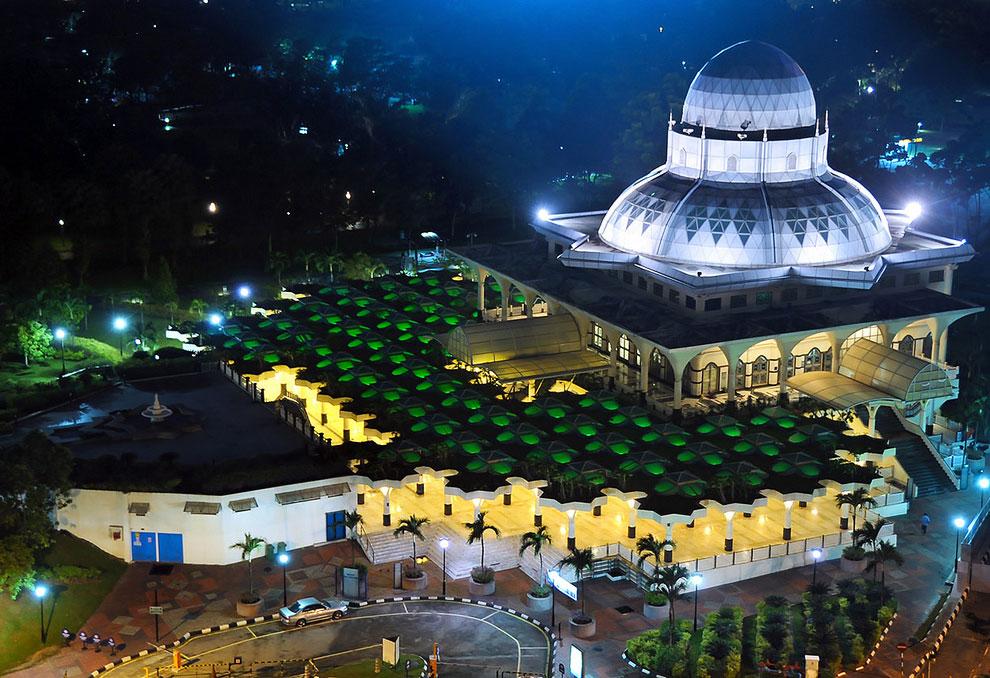 Мечеть «Asy-Syakirin»
