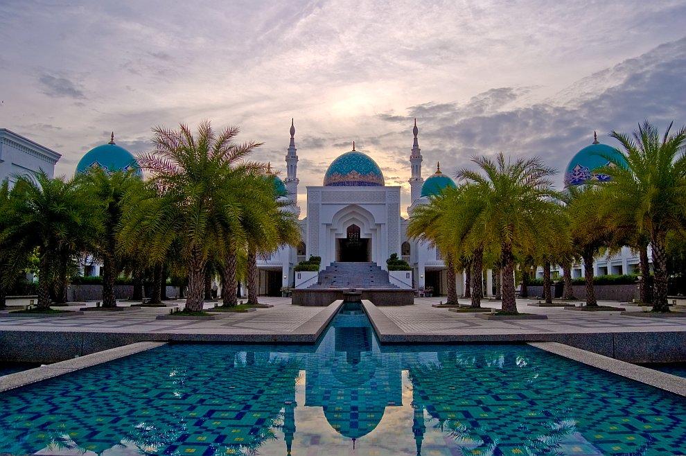 Мечеть Yayasan Al-Bukhary