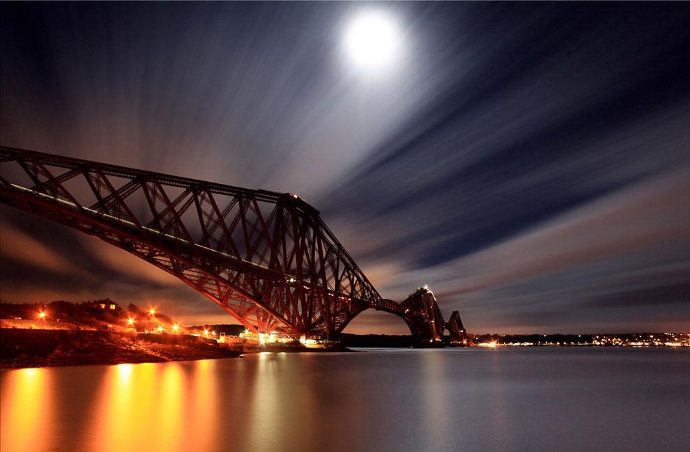 Полнолуние в Шотландии