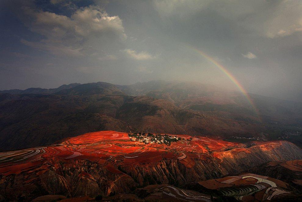 В Китае есть Красные Земли