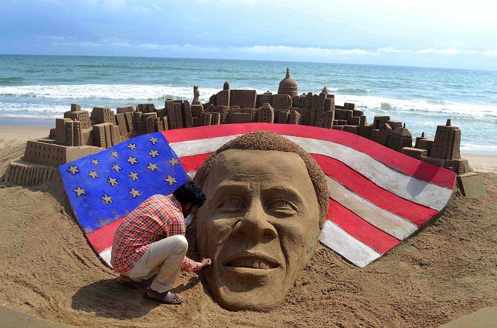 Поклонники победившего Барака Обамы есть и в Индии