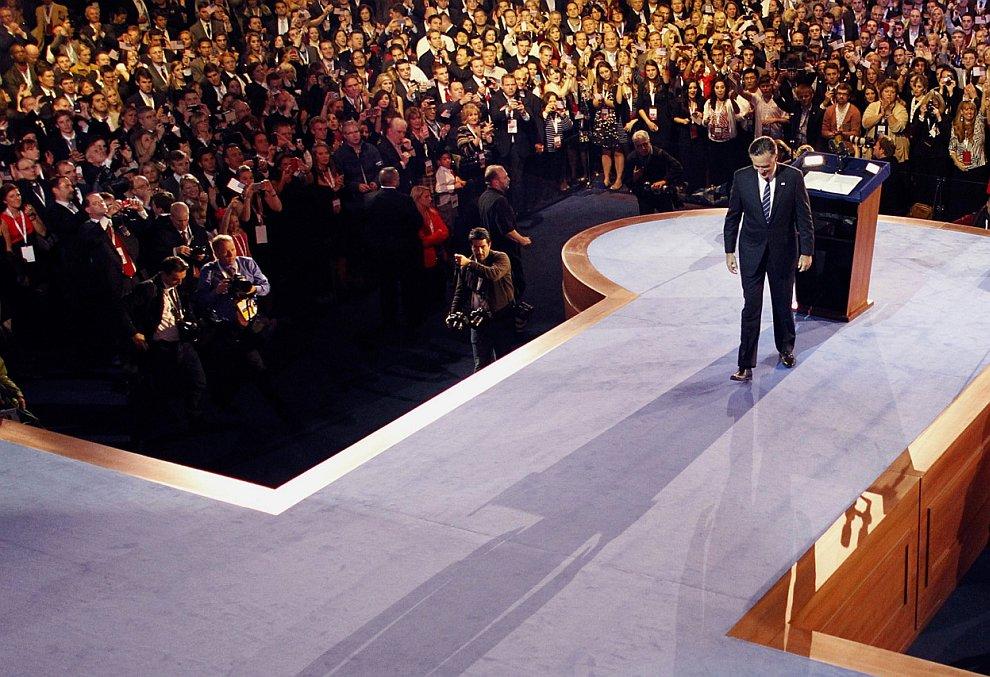 Вероятно, теперь 65-летний экс-губернатор Митт Ромни покинет политику
