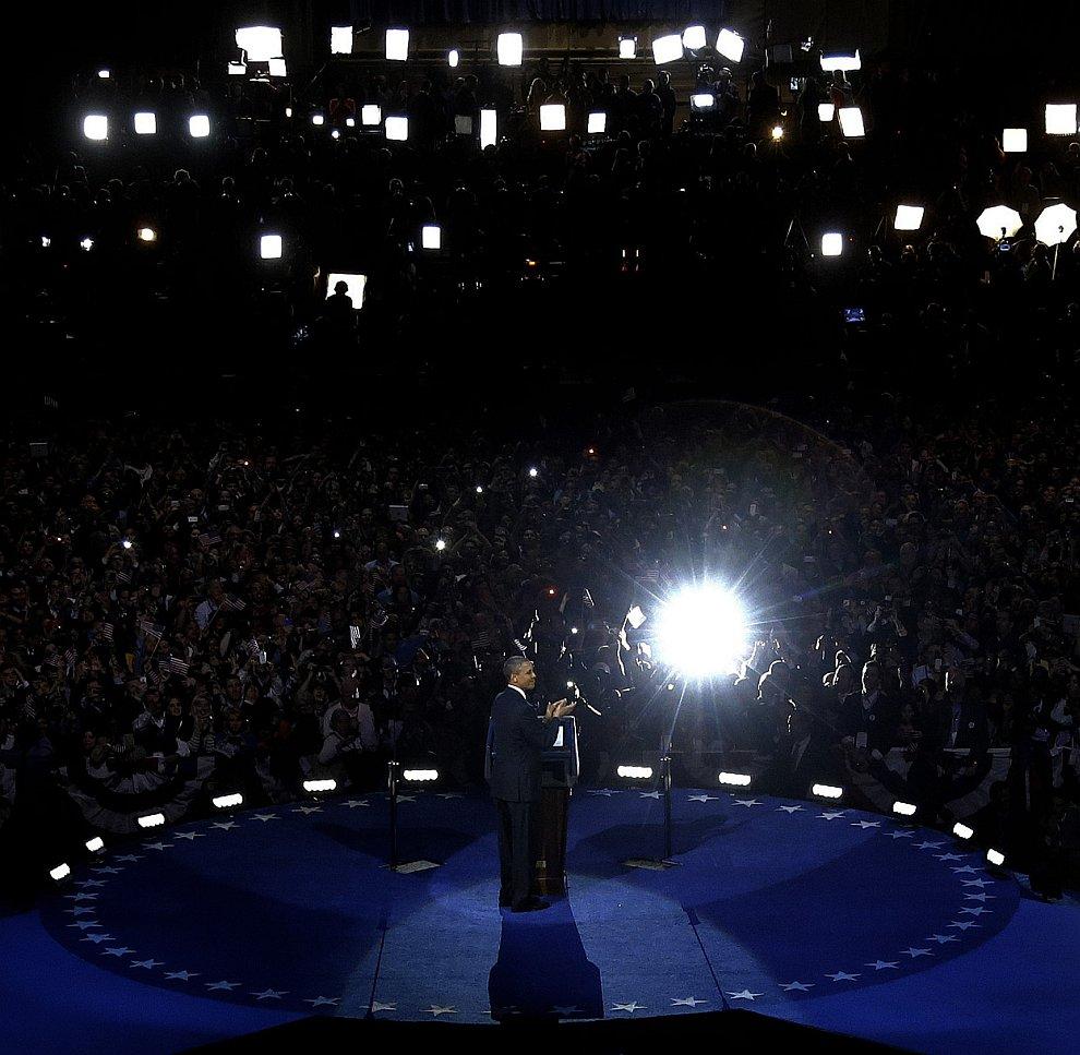 Барак Обама, Чикаго