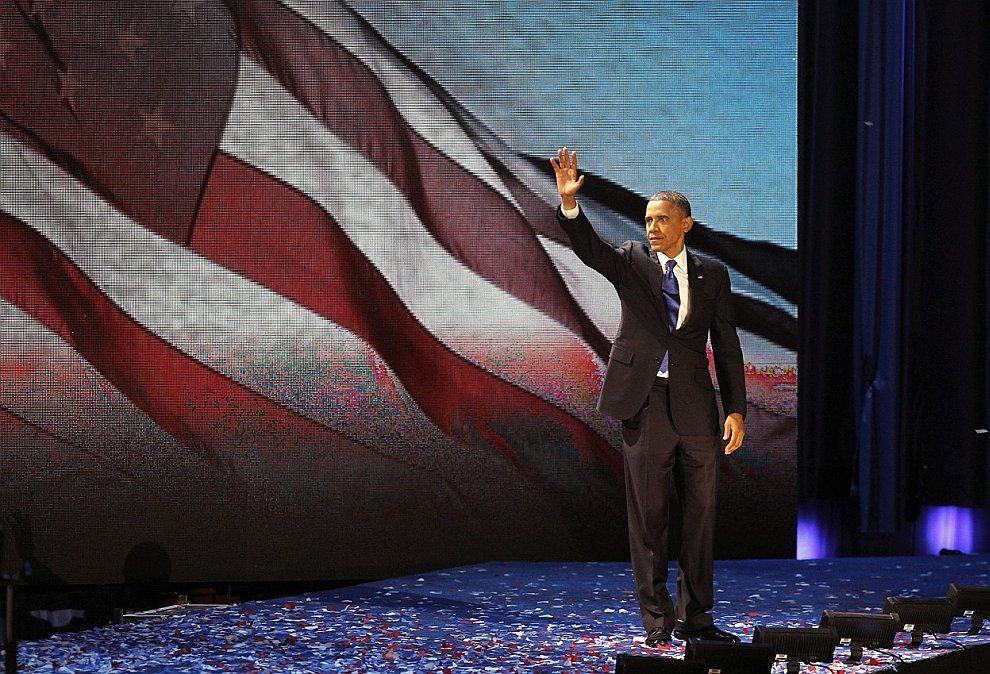 Напомним, что инаугурация переизбранного президента намечена на 21 января 2013 года