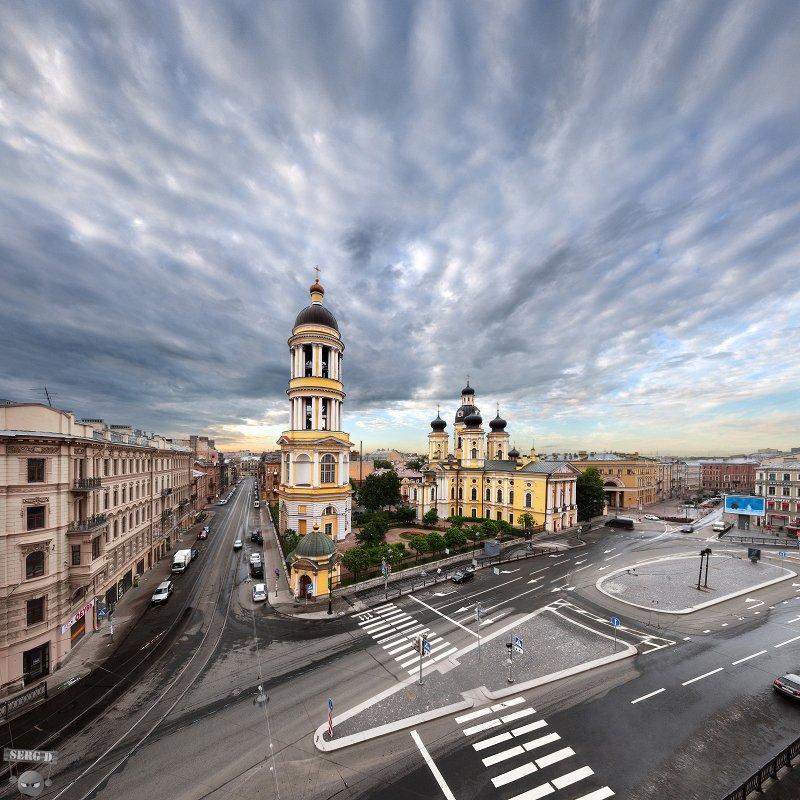 Владимирский собор, Колокольная улица