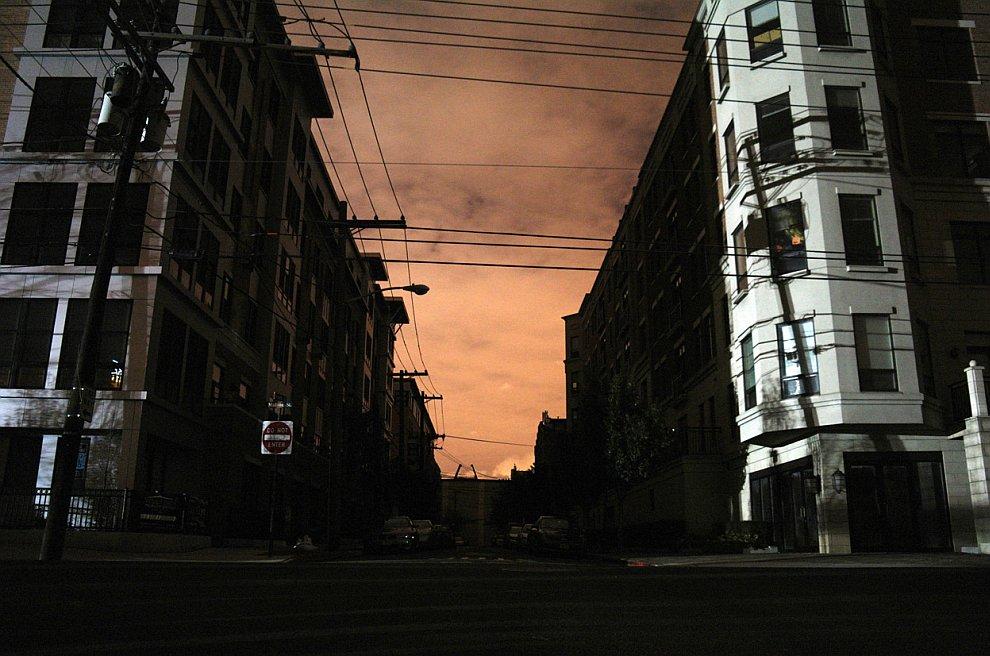 Темный город Хобокен, Нью-Джерси