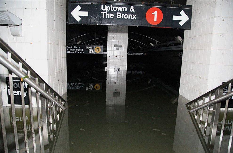 По состоянию на вечер субботы были отремонтированы 80% поврежденных линий метро