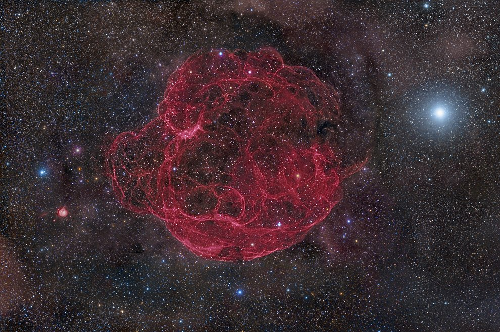 Остаток сверхновой