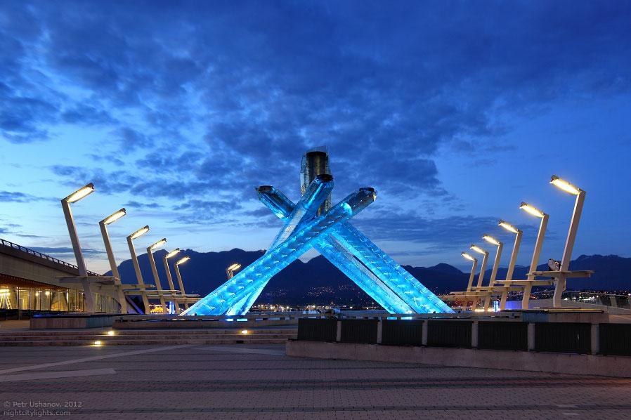 Прогулка по Ванкуверу