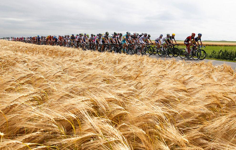 22 июля 2012 завершилась самая известная и престижная велогонка тур де Франс 2012