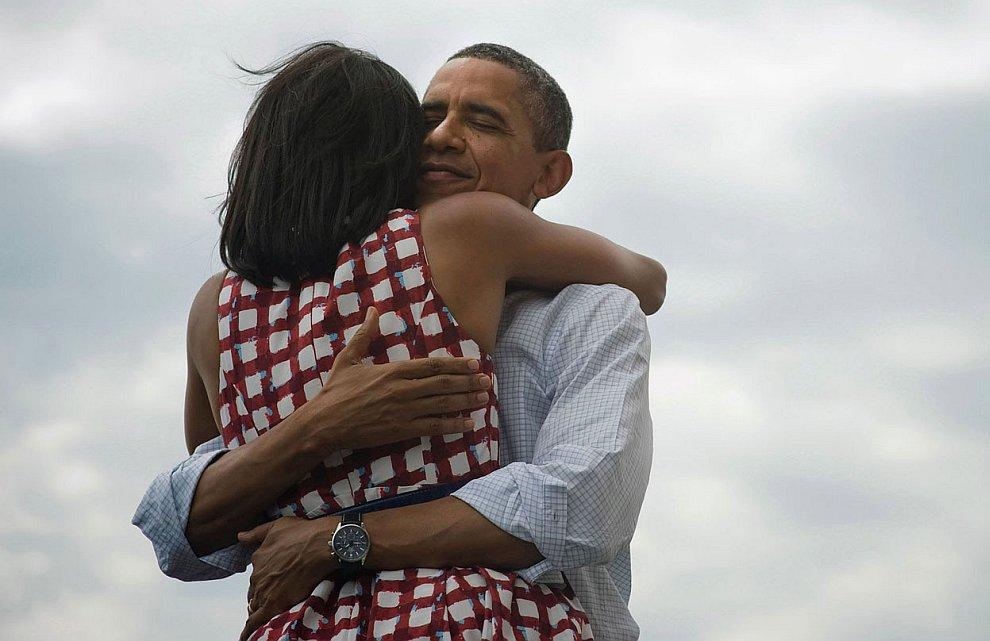 Переизбранный президент США выложил ее с короткой подписью «Еще четыре года»