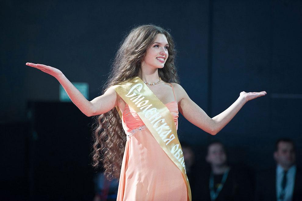 На фоне президентских выборов как-то незаметно прошел в субботу вечером финал конкурса красоты «Мисс Россия 2012»