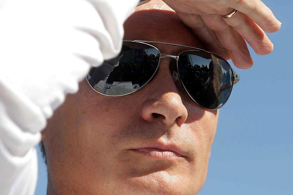 Выборы президента России выиграл Владимир Путин