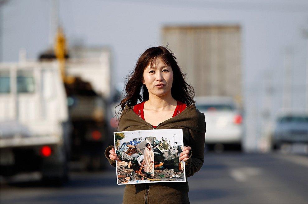 11 марта было ровно год с момента страшной трагедии в Японии