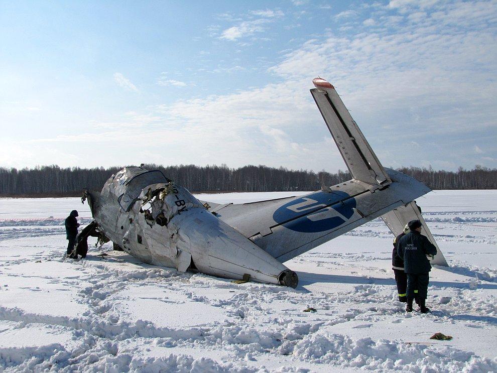 2 апреля 2012 в 5:50 мск самолет ATR-72 авиакомпании UTair, выполнявший рейс Тюмень — Сургут, упал при взлете из аэропорта Тюмени