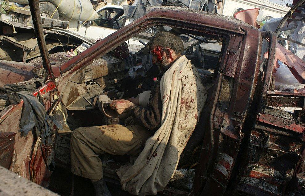 10 января 2012 недалеко от Пешавара в Пакистане произошел самый крупный за последние несколько месяцев теракт