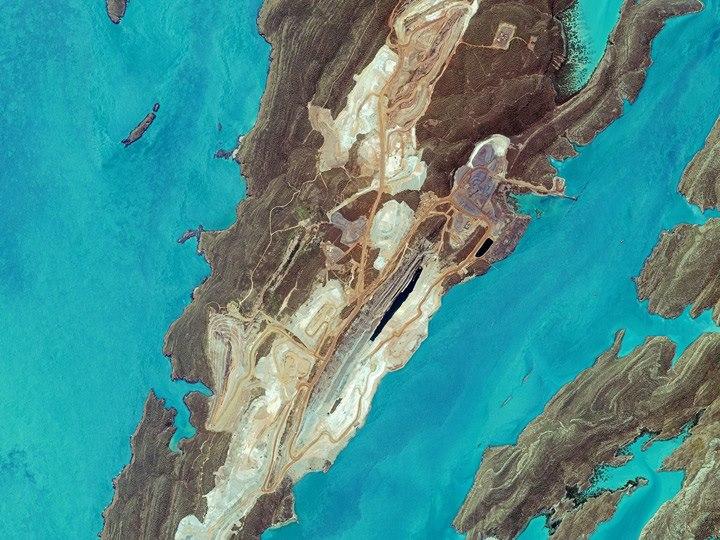 Рудник Koolan, Австралия