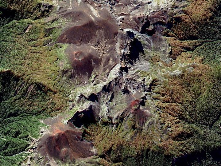 Анды в Чили