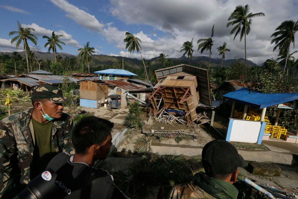 Тайфун «Бофа» на Филиппинах