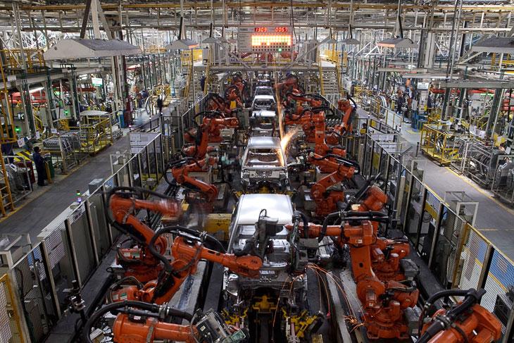 Еще одно предприятие Форда, на этот раз в Индии