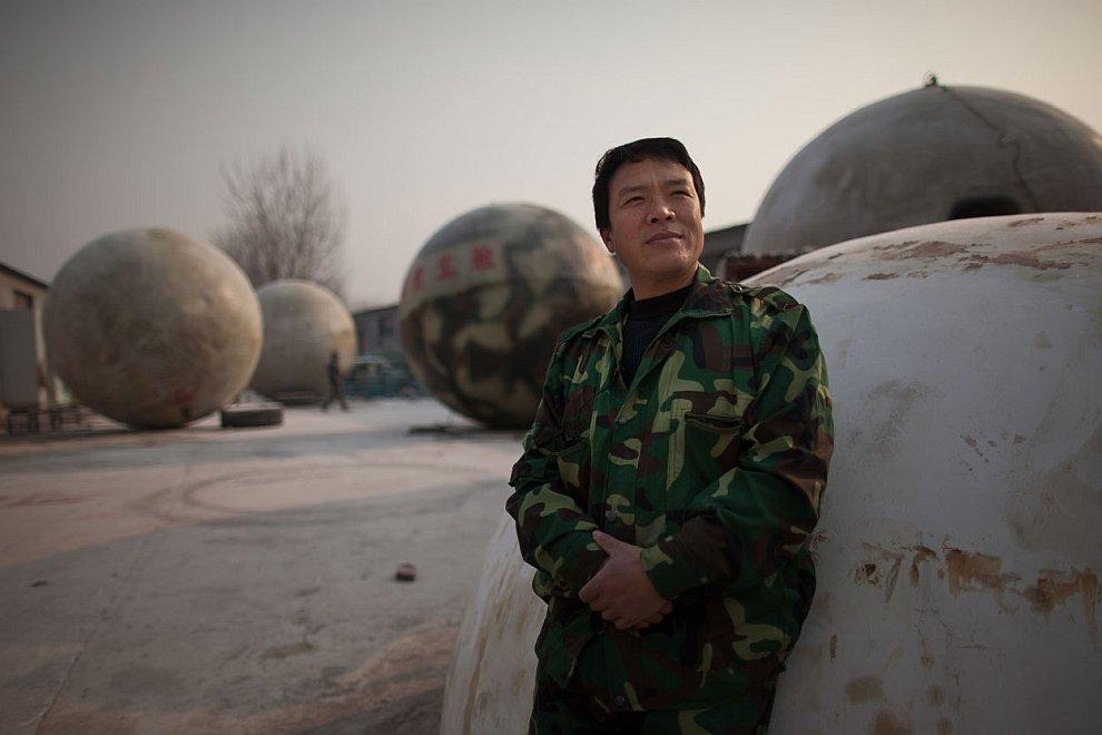 Лю Циюань со своими ковчегами