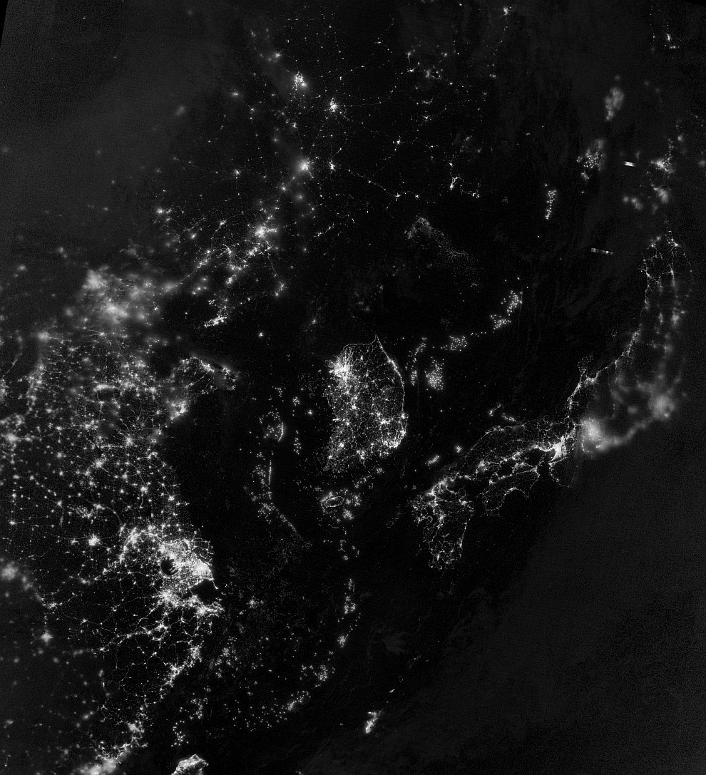 Корея и Желтое море