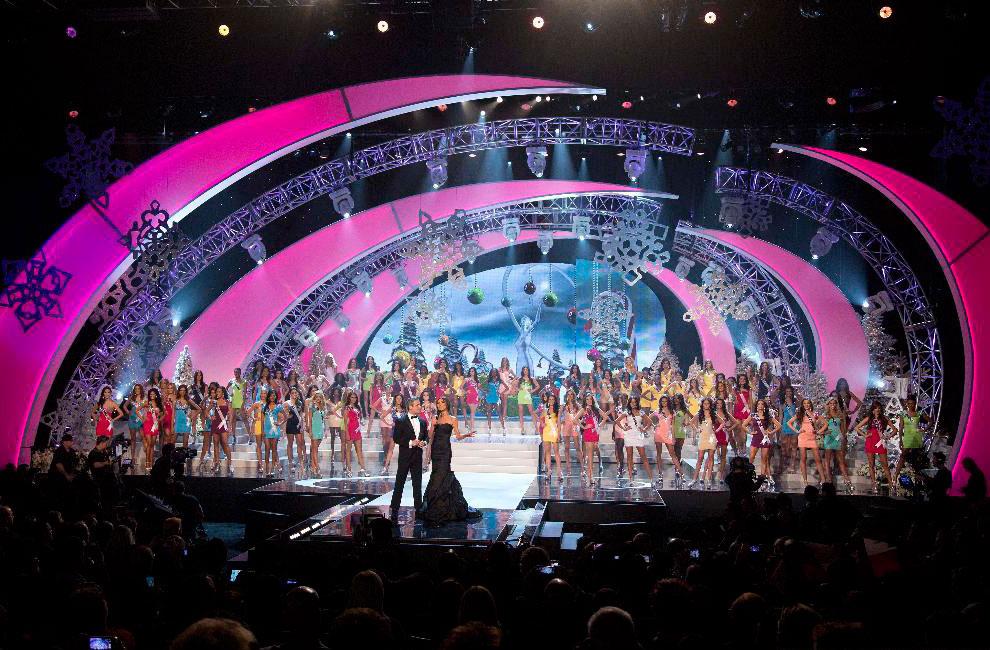 Мисс Вселенная — один из самых престижных конкурсов красоты в мире