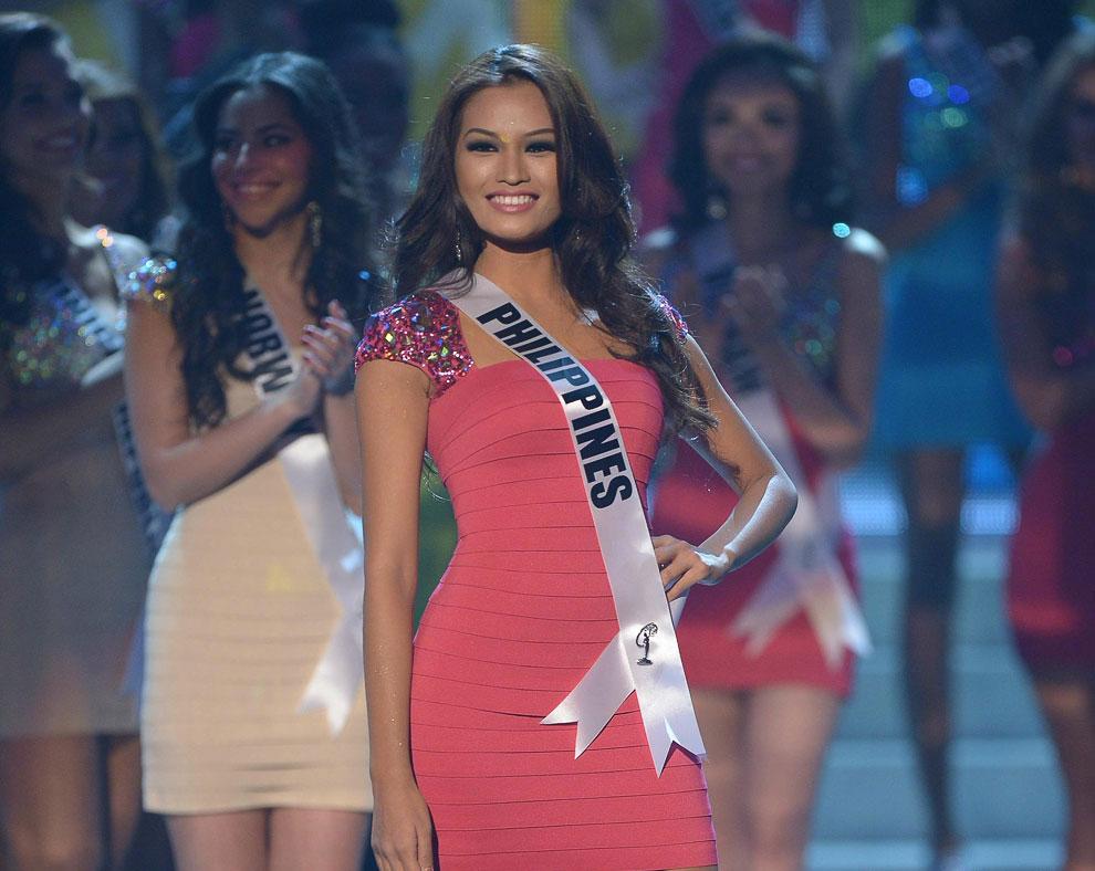1 вице-мисс Янин Тугонон (Филиппины)